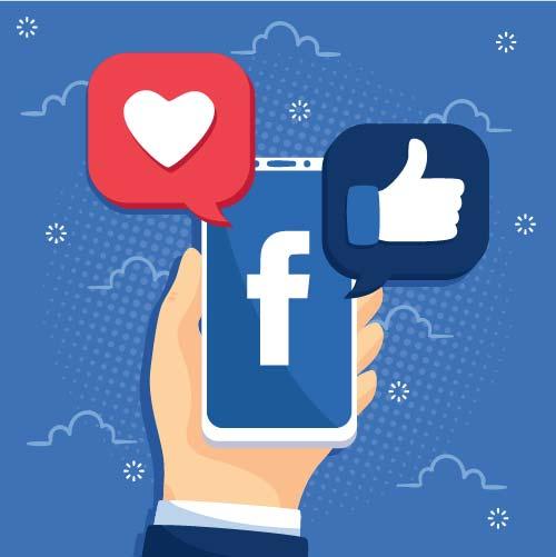 Facebook page professionnelle