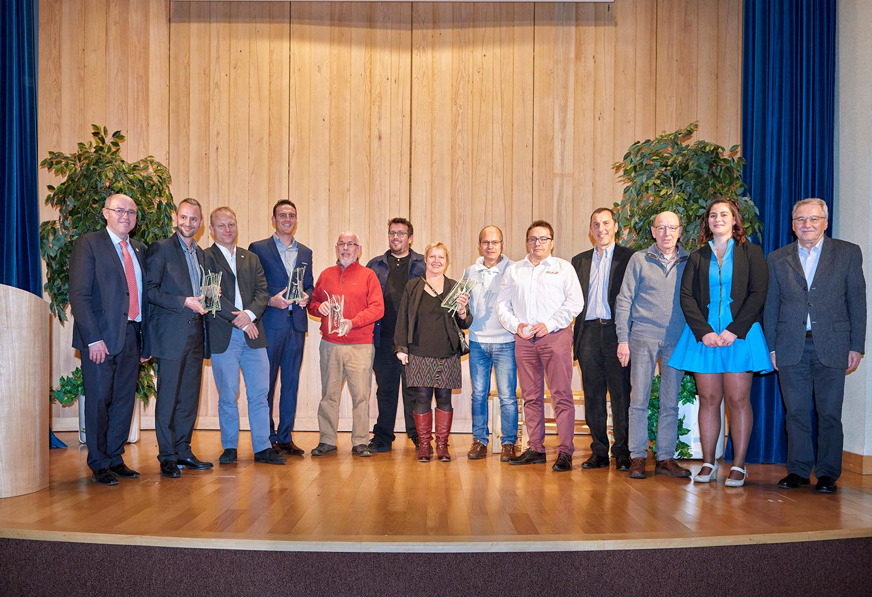 Lauréats Artinov 2017