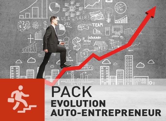 Pack volution auto entrepreneur chambre de m tiers et - Declaration auto entrepreneur chambre des metiers ...