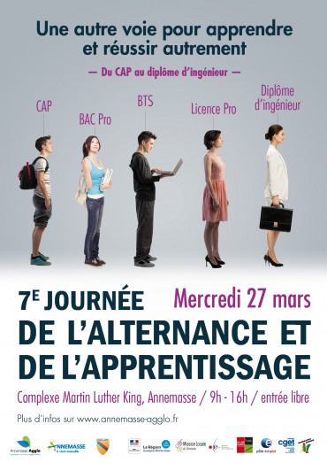 Journée de l'apprentissage à Annemasse