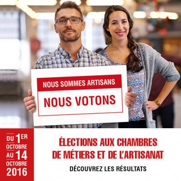 Elections cma 74 r sultats chambre de m tiers et de l - Chambre des metiers de haute savoie ...